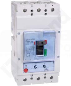 DPX3-I 630 3P 400A Rozłącznik mocy