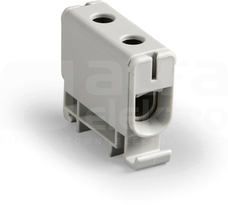 KE61 2,5-50mm2 szary Zacisk Al/Cu CLAMPO PRO 1-t