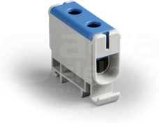 KE61.2 2,5-50mm2 nieb Zacisk Al/Cu CLAMPO PRO 1-t