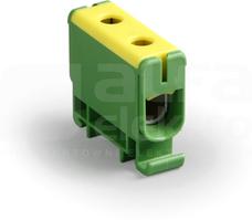 KE61.3 2,5-50mm2 żół-ziel Zacisk Al/Cu CLAMPO PRO 1-t