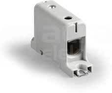 KE62 16-95mm2 szary Zacisk Al/Cu CLAMPO PRO 1-t