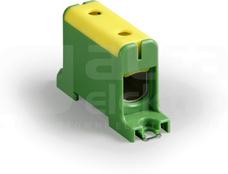 KE62.3 16-95mm2 żół-ziel Zacisk Al/Cu CLAMPO PRO 1-t
