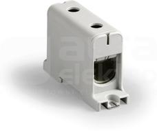 KE63 35-150mm2 szary Zacisk Al/Cu CLAMPO PRO 1-t
