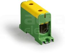 KE63.3 35-150mm2 żół-ziel Zacisk Al/Cu CLAMPO PRO 1-t