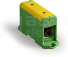 KE64.3 35-240mm2 żół-ziel Zacisk Al/Cu CLAMPO PRO 1-t