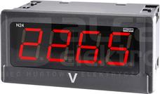 N24 0-5A AC A zas.230VAC Miernik cyfrowy tablicowy