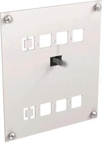 MIR-P x XT1 F płytka blokady Wyłącznik akcesoria