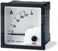 AMT1-A1-10/72 Amperomierz
