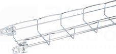 CF54/100 INOX304L (3mb) Korytko kablowe siatkowe