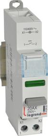 110/400V NO+LED Przycisk monostabilny