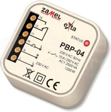 PBP-04 230VAC 10A Przekaźnik bistabilny dopuszk.