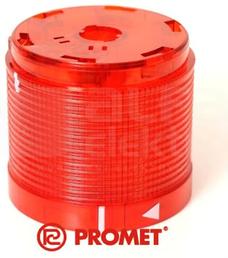 IKM7K 70mm czerwony Moduł sygnalizacyjny