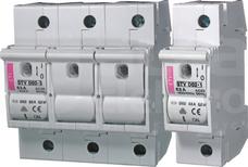 STV D02 63A 3P Rozłącznik bezpiecznikowy