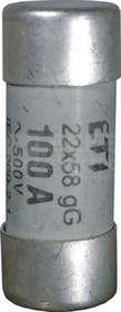CH22x58 gG 80A Wkładka topikowa cylindryczna