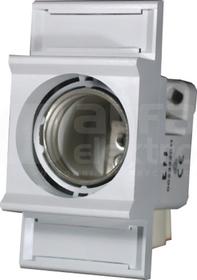 EZN 25-ZP E27 Podstawa bezpiecznikowa z pokrywą na szynę