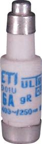 D01 gR 400V 16A Wkładka topikowa ultraszybka