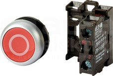 M22-D-R-X0/K01 Przycisk kompletny