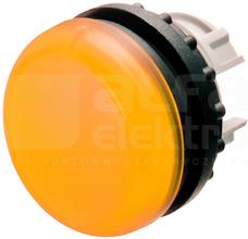 M22-L-Y ŻÓŁTA PŁASKA GŁÓWKA LAMPKI