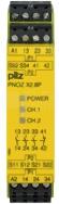 PNOZ X2.8P 24VACDC 3n/o 1n/c Przekaźnik bezp.wył.aw.drz.och.kurt.świ.