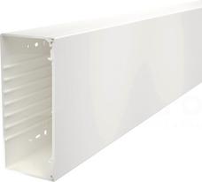 WDK100230 (100X230x2000mm) Kanał kablowy cz.biały