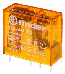 40.52.8.230.0000 2P 230VAC Przekaźnik miniaturowy