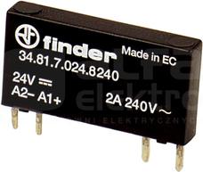 34.81.7.024.8240 1P 24VDC Przekaźnik półprzewodnikowy
