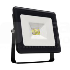 NOCTIS LUX 10W/CW 900lm 120D 230V IP65 Naświetlacz LED czarny