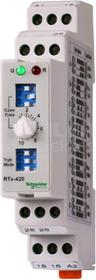 RTx-420 24V-230VAC/DC Przekaźnik czasowy uniwersalny