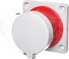 16A 5P 400V IP44 WTP Wtyczka tablicowa prosta