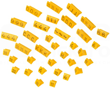 MZ-1 (1) (250szt) Oznacznik przewodów
