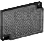 E39-R50 Reflektor czujnika fotoelektycznego