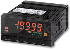 K3HB-XAD 24VAC/DC Wskaźnik panelowy cyfrowy