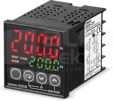 E5CB-Q1P 100-240VAC Regulator temperatury