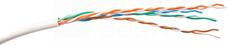 UTP DOMNET kat.5e CU PVC (305)Przewód teleinformatyczny