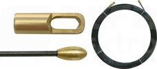 15m/4mm Taśma perlonowa do przeciągania przew.