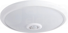FOGLER LED 14W-NW PIR 800lm Plafon LED z czuj.ruchu
