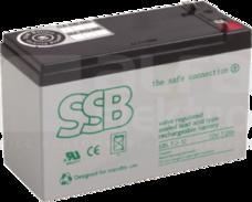 SBL7.2-12L 12V 7,2Ah Akumulator kwasowo-ołowiowy
