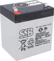 SBL5-12 12V 5,0Ah Akumulator kwasowo-ołowiowy