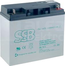 SBL18-1212V 18Ah Akumulator kwasowo-ołowiowy