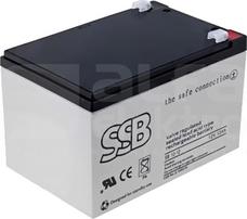 SB12-12 12V 12Ah Akumulator kwasowo-ołowiowy