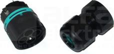 THB.387.A3A.PAK 3P IP67/68 Złączka hermetyczna wtyczka 3P