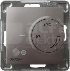 IMPRESJA tytan Regulator temperatury z czujnikiem napow.