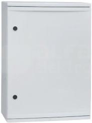 SWD 300x400x195 IP65 drzwi szare OBUDOWA HERMETYCZNA