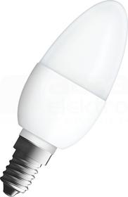 CLASSIC B40 5,7W/827 E14 470lm mat Źródło LED VALUE 220-240V świeczka (A+)