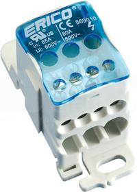 UD 80A Blok rozdzielczy jednofazowy