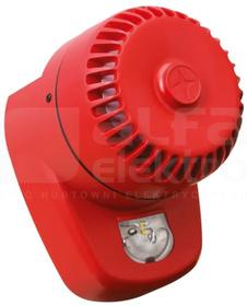 ROLP/R1/LX-W/RF Sygnalizator opt.-akust.ścieny