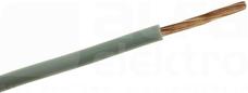 H05V-K 0,75 szary Przewód jednożyłowy (LgY)