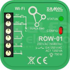 ROW-01 Odbiornik WIFI dopuszkowy 1-kan.