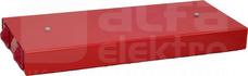PIP-7A P10x2x4 czerwony Puszka przeciwpożarowa