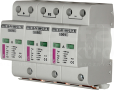 ETITEC S B-PV 1000/12,5 Ogranicznik przepięć